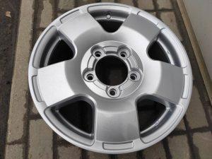 Порошковая покраска дисков #R17 #серебро