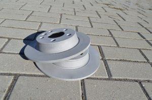 Проточка тормозных дисков в Гомеле.