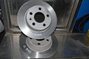 Проточка тормозных дисков в Гомеле