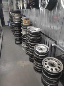 Дробеструйная обработка дисков любой сложности