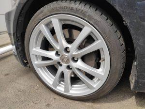 Покраска колес #R18 от #Lexus