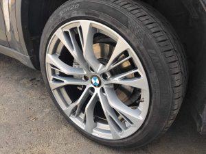 Порошковая покраска R20 для BMW X6