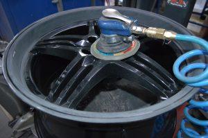 Порошковая покраска дисков R20