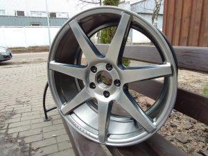 Порошковая покраска дисков R19 Vossen