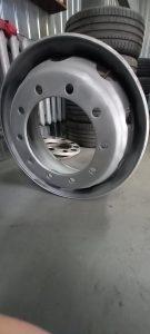 Порошковая покраска грузовых дисков R22.5